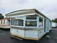 Static caravan Carnaby Rancho Grande 36x12 2bed DG - Free UK delivery.