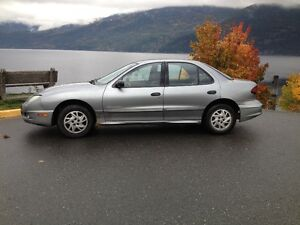 2004 Pontiac Sunfire-Leaving BC-Must Sell, Only $1200