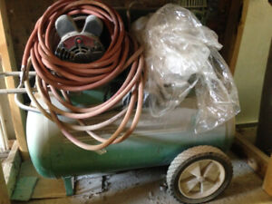 Spray painting equipment for sale.