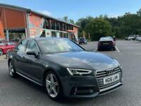 2016 Audi A4 2.0 TDI ultra S line (s/s) 4dr Saloon Diesel Manual