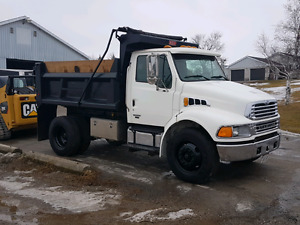2006 Sterling 5ton dump truck LOW MILEAGE