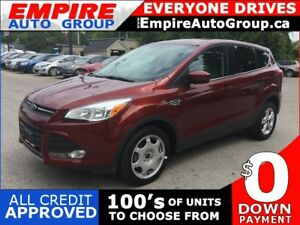 2014 FORD ESCAPE SE * REAR CAM * BLUETOOTH * SAT RADIO SYSTEM