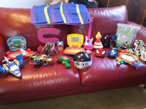 Toddler kids toys $5 each toy or 5 for $20!!!
