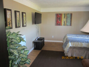 Bachelor Suite on Country Acreage