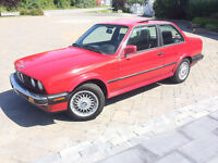 BMW E30 325IX COUPE GREAT CONDITION - EXCELLENT ÉTAT!