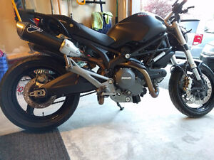 2013 Ducati Monster 696 ABS