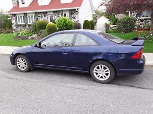 2002 Honda Coupé si