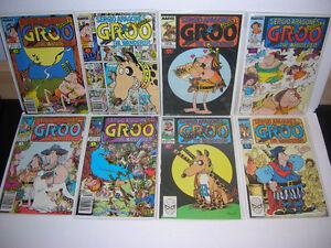 Lot of Marvel Comics Sergio Aragone's Groo the Wanderer Gatineau Ottawa / Gatineau Area image 5