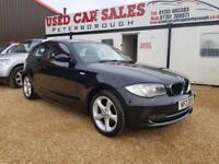 2009 BMW 1 SERIES 2.0 116I SPORT 3D 121 BHP
