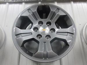 chevrolet 18'' Z71 tahoe wheels