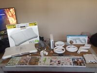 WII BUNDLE MAKE AN OFFER