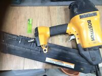 Bostitich first fix/framing nailer