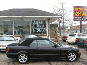 **1996 BMW 328i Convertible** 5 speed