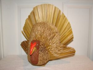 Thanksgiving Decorations  - 9 items