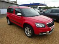 2017 Skoda Yeti 1.2 TSI SE L Drive 5 Door Hatchback Petrol Manual