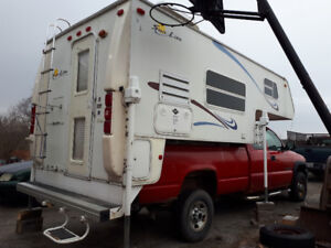 2003 Sun lite camping trailer