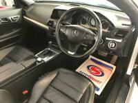 2011 MERCEDES E-CLASS E250 2.1 CDI BLUEEFFICIENCY SPORT Auto Convertible Diesel