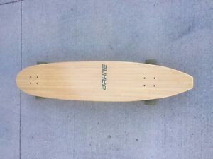 NEW With Tag | BAHNE Tiki Deluxe Bamboo Longboard