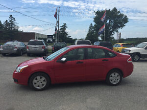 2008 Ford Focus Sedan! 113 K's! Safety & Etested! REDUCED! Windsor Region Ontario image 2