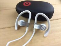 Beats by Dr. Dre Powerbeats2 Wired In-Ear Headphones white