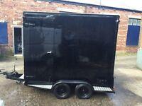 Bradley multipurpose trailer