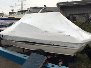Boat Winterizing Services at Leisure Marine