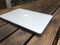 Macbook Pro Retina 15 inch i7 processor, 16G RAM, SSD, dedicated 1.5GB Graphics Card