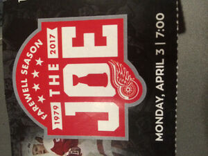 Detroit Red Wings Tickets!