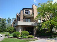 CONDO FOR RENT BAIE D'URFE, 2 BEDROOMS, ALL APPLIANCES, FIREPLAC