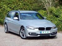 2012 62 BMW 3 SERIES 2.0 320D SPORT 5DR DIESEL
