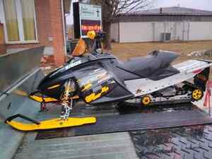 Parting out 2006 Skidoo Renegade 600 SDI Reduced prices