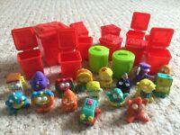 Various trash packs- boys toys