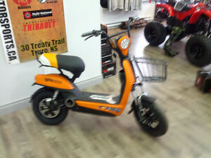 2016 TAO TAO 500w E-SCOOTER - ONLY $799.99   LAST ONE !!!