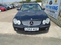 2002 Mercedes-Benz CLK 2.6 CLK240 Elegance 2dr
