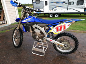 For sale or trade, 2010 Yamaha YZ450f