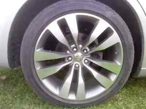 "20"" chrysler rims"