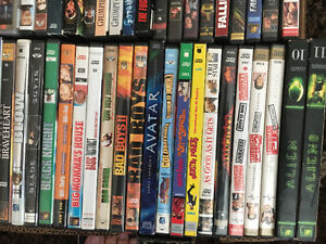 Various Movies $2-$4 only