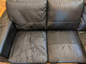 FREE COUCH - great refurb opportunity