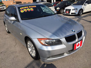 2006 BMW 3-Series 325i PREMIUM SPORT SEDAN...NICE...GREAT PRICE