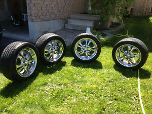 "18"" Tires And Rims For Sale"
