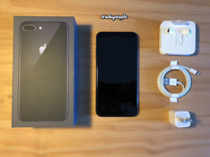 iPhone 8 Plus 64 Gb Space Gray with AppleCare+
