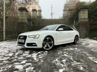 2014 Audi A5 2.0 TD Black Edition quattro 2dr Coupe Diesel Manual