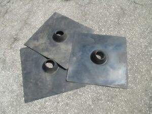 Roof flashing for stack pipe - 3 pc. set
