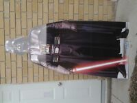DARTH VADOR 6FT STANDEE BRAND NEW IN PACKAGE $20!!!!!!!!!!!!!!!!