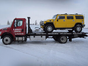 CALGARY, CHESTER MERE, Flat Deck Towing Services