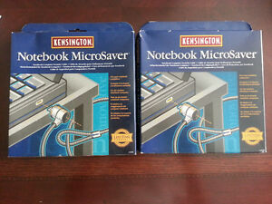 Kensington MicroSaver Lock and Security Cable (NEW IN BOX)