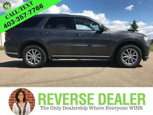 2016 Dodge Durango SXT  7 Passenger, Push Button Start, AWD