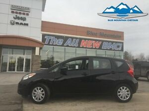 2015 Nissan Versa Note SV  ACCIDENT FREE, BLUETOOTH, BACK UP CAM