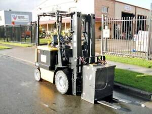 FORKLIFT - YALE 2.5 TONNE ELECTRIC Minchinbury Blacktown Area Preview