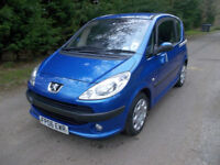 PEUGEOT 1007 1.4HDI DOLCE DIESEL